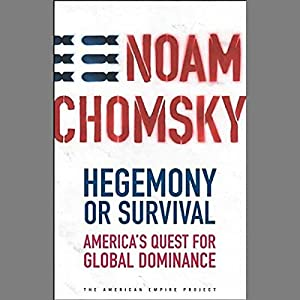 Hegemony or Survival Audiobook