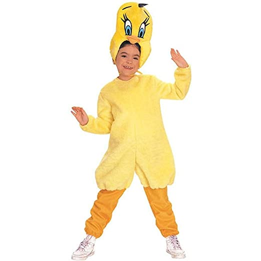 Tweety Bird Toddler Costume  sc 1 st  Amazon.com & Amazon.com: Tweety Bird Toddler Costume: Clothing