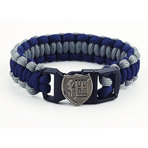 Groove Garage Girls & Panzer Theatrical Paracord Bracelet Continued High School by Groove Garage (Groove Garage)
