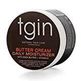 tgin Butter Cream Daily Moisturizer for Natural Hair, 12oz
