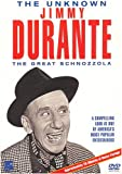 The Unknown: Jimmy Durante - The Great Schnozzola