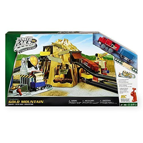 ils Gold Mountain Train Set (Trestle Tree)