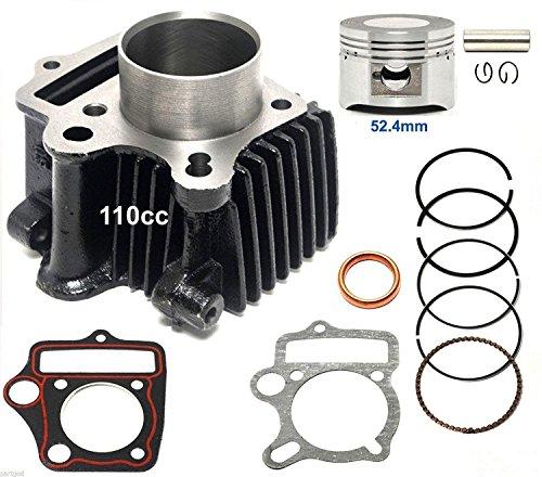 Lumix GC Gasket Piston Clip Cylinder For KAZUMA FALCON PANDA LACOSTE 100 110 REDCAT 110CC ATV