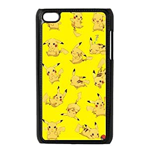 Phone Accessory for Ipod Touch 4 Phone Case Pikachu P1195ML