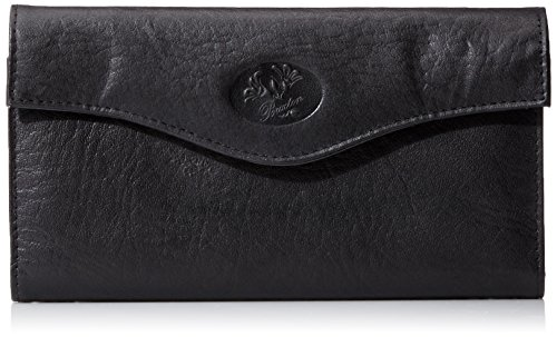 Buxton Buxton Wallet Heiress Clutch Organizer Heiress Clutch Organizer Black SrSPn1Z