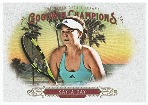 Kayla Mint - Kayla Day (Multi-Sports Card) 2018 Upper Deck Goodwin Champions # 64 Mint
