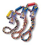 Booda Wonder Tug Solo Dog Toy, Colors Vary, Large