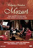 Wolfgang Amadeus Mozart: Piano Quartets K478 and K493