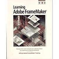 Learning Adobe FrameMaker