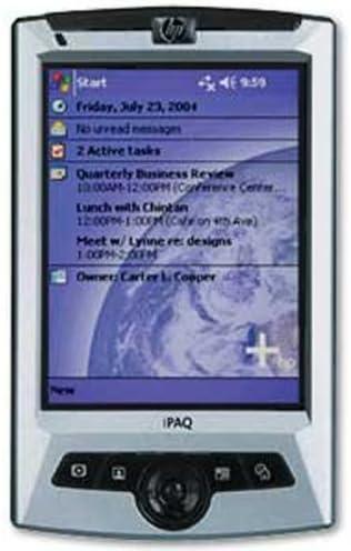 HP iPAQ rz1710 Pocket PC (Silver & Black), [Importado de UK ...