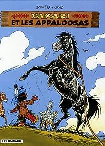 Yakari, Tome 31 : Yakari et les Appaloosas par Derib