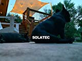 Solatec LED String Lights, Shatterproof 48FT 15