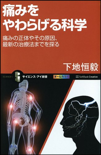痛みをやわらげる科学 痛みの正体やその原因、最新の治療法までを探る (サイエンス・アイ新書)