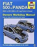 Fiat 500 & Panda Petrol & Diesel 04-12 (Haynes Service and Repair Manuals) (2014-11-27)