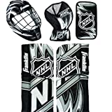 Sports Equipment Best Deals - Franklin Sports NHL Mini Hockey Goalie Equipment with Mask Set, Colors May Vary