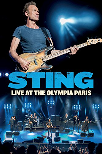 Live At The Olympia Paris by