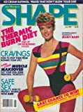 img - for Shape Magazine, Vol. 6, No. 10 (June 1987) (ISSN: 0744-5121) book / textbook / text book