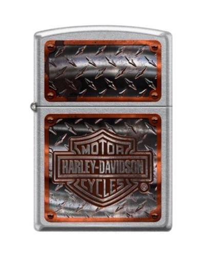 Zippo Harley Davidson Wings - 6