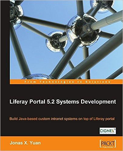Jonas X Yuan - Liferay Portal 5.2 Systems Development