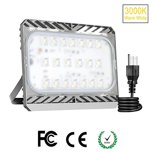 100W Led Flood Light Housing - 5
