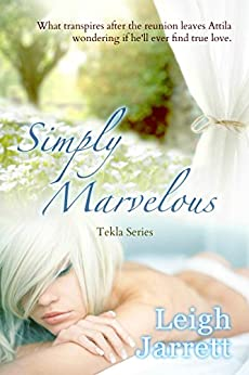 Simply Marvelous (Tekla) by [Jarrett, Leigh]