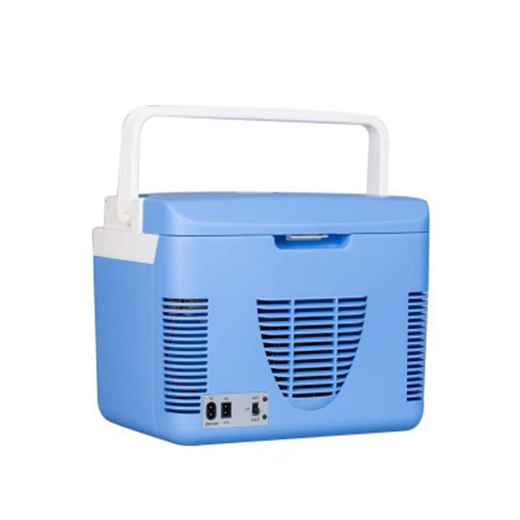 SryWj 10 Liter Auto Kühlschrank Heißes und Kaltes Auto Kühlschrank Mini Kühlschrank Elektronischer Kühlschrank