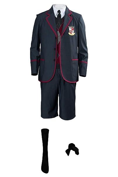 Amazon.com: Disfraz de uniforme escolar para adultos The ...