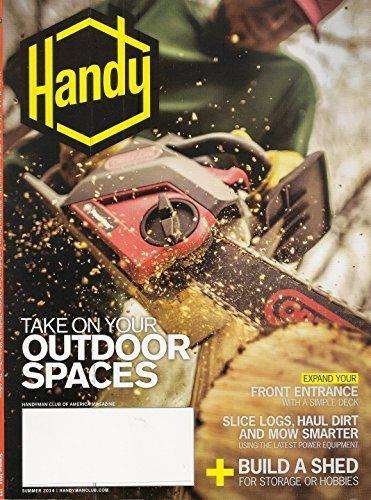 Handy Magazine - Handyman Club of America - Summer 2014