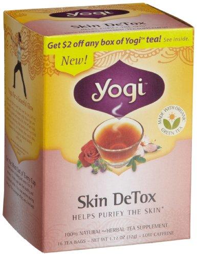 Review Yogi Tea, Soothing Rose