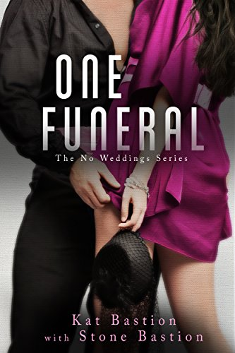 A woman restrained by her past and the man who could help set her free…  One Funeral (No Weddings Book 2) By Kat Bastion and Stone Bastion  Save 75% with this launch price!