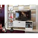 Decorotika Rosemary 62 TV stand - Entertainment Center