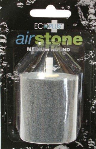 NEW 10 Pack Ecoplus Medium Round Air Diffusing Stone Eco Plus Aquarium Cylinder by Generic Manufacturer