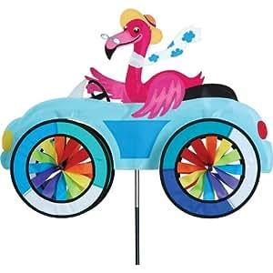 Car Spinner - Flamingo