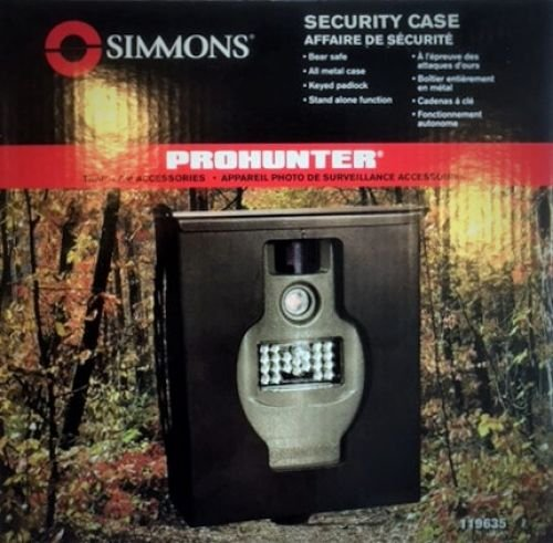 Simmons Trail Camera Security Case