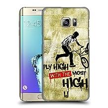 Head Case Designs Flying High Christian Rider Hard Back Case for Samsung Galaxy S6 edge