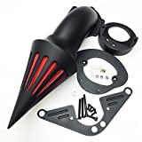 Spike Air Cleaner for Yamaha RoadStar 1600 XV1600A 1700 XV1700 BLACK 1999-2012