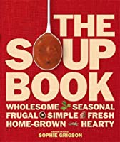 The Soup Book Front Cover