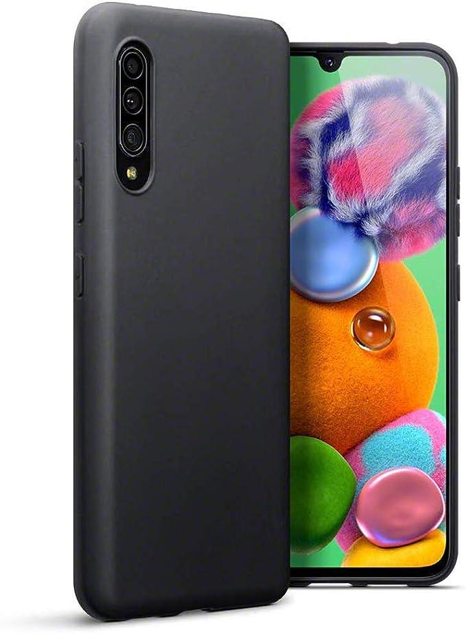 Olixar Funda para el Samsung Galaxy A90 5G Gel: Amazon.es: Electrónica