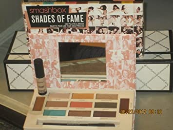 Smashbox Shades Of Fame Eye Palette Brush
