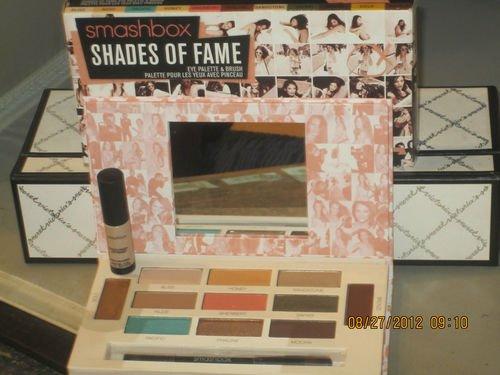 Smashbox Shades Of Fame Eye Palette & Brush