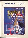 Algebra 1 Study Guide, Miriam A. Leiva, 0395769639