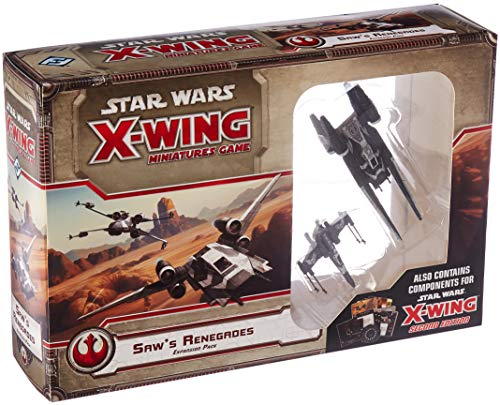 Star Wars: X-Wing - Saw's Renegades for sale  Delivered anywhere in USA