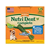Nutri Dent Adult Chicken 125ct Mini Pantry Pack