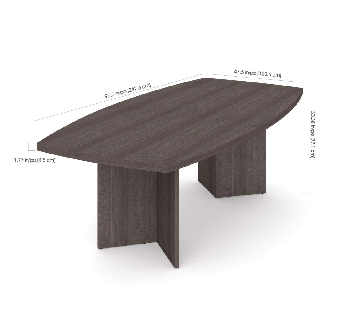 "Bestar 95.5"" Conference Table by Bestar (Image #2)"