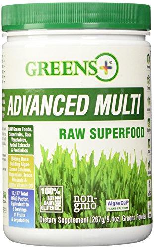 Greens Plus, Greens Plus Powder, 9.4 Ounce