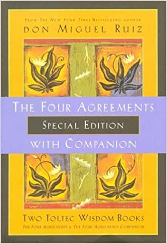 The Four Agreements With Companion Special Edition Don Miguel Ruiz