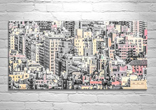 Upper East Side, Panoramic Wall Art, New York City Photo