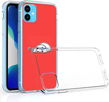 Amazon Com Silicone Clear Case For Iphone 11 6 1 Inch 2019 Disney Collection Baymax Red Wallpaper Pattern Design Soft Tpu Ultra Thin Shockproof Transparent Cover For Iphone 11 6 1 Inch 2019 Electronics