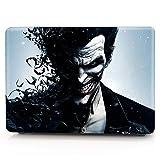 HRH Joker Arkham Origins Design Laptop Body Shell
