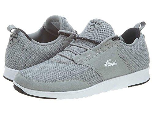 Men's Light-01 Sneaker : Grey/Grey (Size 7.5)